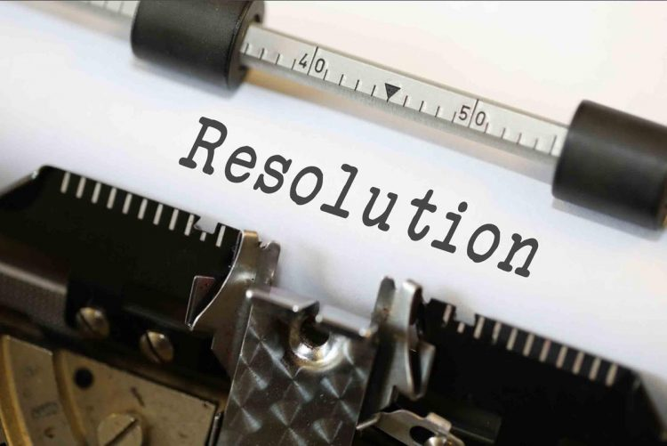 Bonne Resolutions De La Rentree